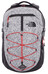 The North Face Borealis Backpack tnf black elliptic print/pompeian red